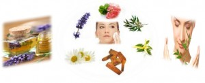 Aromatherapy Facial Massage for Relaxation